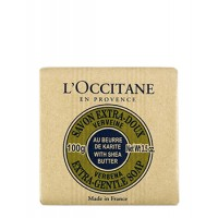 L'Occitane Shea Butter Extra Gentle Soap - Verbena