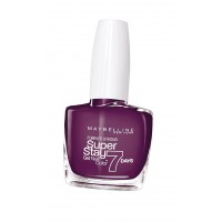 Maybelline New York Forever Strong Super Stay 7 Days Gel Nail Color - 270 Ever Burgundy