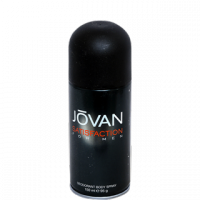 Jovan Satisfaction Deodorant Body Spray For Men