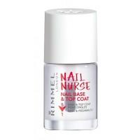 Rimmel Nail Nurse Nail Base & Top Coat 5 in1