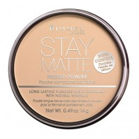 Rimmel Stay Matte Long Lasting Pressed Powder - Transparent