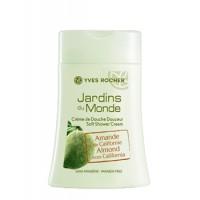Yves Rocher Jardins Du Monde Soft Shower Cream Almond From California