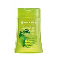 Yves Rocher Jardins Du Monde Fresh Shower Gel Lime From Mexico