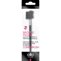 Elite Models ABC1219 Professional Comb Brush For Eyelash And Eyebrows