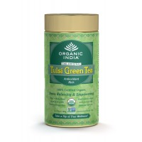 Organic India Tulsi Green Tea Tin