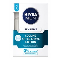 Nivea Men Sensitive Cooling After Shave Lotion