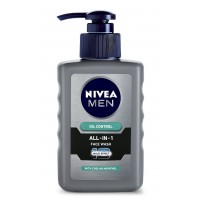 Nivea Men Oil Control All In One Face Wash Pump