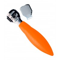 Credo Solingen Corn Cutter Pop Art with Clip On Rasp - 01012