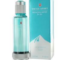 Swiss Army Mountain Water For Her Eau De Toilette