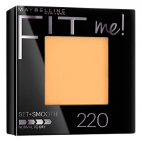 Maybelline New York Fit Me Pressed Powder # 220 Natural Beige