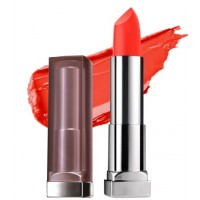 Maybelline New York Color Sensational Creamy Matte Lipstick - All Fired Up