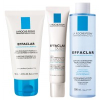 La Roche-Posay Effaclar Acne Treatment Combo Kit