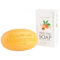 Manufaktura Apricot  Herbal Spa Soap With Almond Oil
