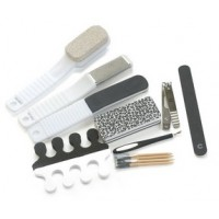 Basicare Total Personal Pedicure Kit