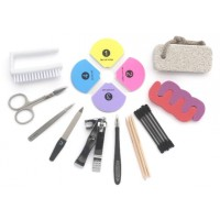 Basicare Personal Manicure Kit