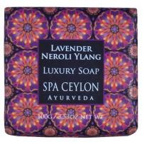 Spa Ceylon Luxury Ayurveda Lavender Neroli Ylang Luxury Soap