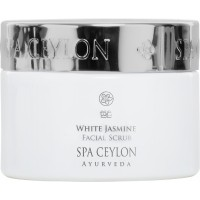 Spa Ceylon Luxury Ayurveda White Jasmine Facial Scrub