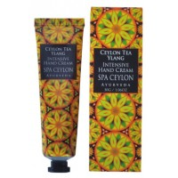 Spa Ceylon Luxury Ayurveda Ceylon Tea Ylang Intensive Hand Cream