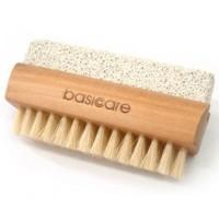 Basicare Nail brush With Pumice Stone