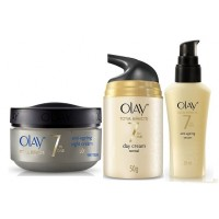 Olay Total Effects 7 In One Anti-Ageing Night Firming Cream + Moisturizer Normal Cream + Serum