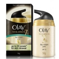 Olay Total Effects 7 In 1 Anti Aging Skin Cream (Moisturizer) Normal  Spf 15 - 20gm