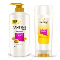 Pantene Pro-V Hair Fall Control Shampoo Save Rs.100 With Conditioner