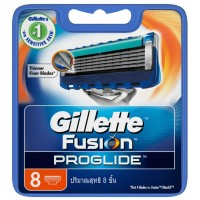Gillette Fusion Proglide FlexBall Manual Shaving Razor Blades (Cartridge) 8s Pack