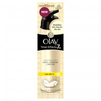 Olay Total Effects 7 In One Light Weight Anti-Ageing Cream  Day SPF 15 (Rs.100 Off)