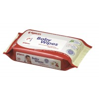 Pigeon Baby Wipes, Chamomile & Rosehip Organic Extracts