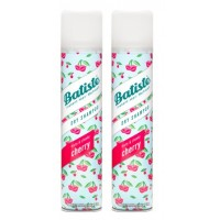 Batiste Dry Shampoo Instant Hair Refresh Fruity & Cheeky Cherry (Buy 1 Get 1 Free)