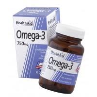 HealthAid Omega 3 750mg