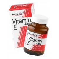 HealthAid Vitamin E 400iu - D-Alpha Tocopherol