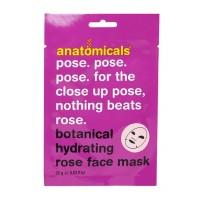Anatomicals Botanical Hydrating Rose Face Mask