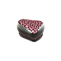 Tangle Teezer Compact Styler Detangling Brush-Pink Kitty