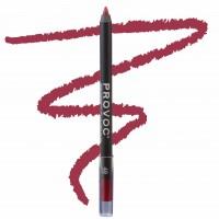 Provoc Semi-Permanent Gel Lip Liner Filler - 49 Sexy Scarlet