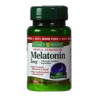 Nature's Bounty Quick Dissolve Melatonin 3mg
