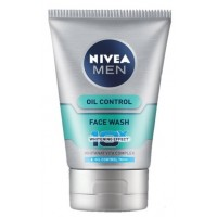 Nivea Whitening Oil Control Face Wash