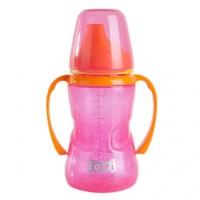 Lovi No Spill Cup 12 M+ Pink