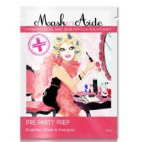 MaskerAide Pre-Party Prep Facial Sheet Mask