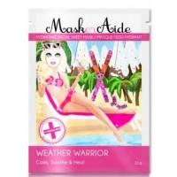MaskerAide Weather Warrior Facial Sheet Mask