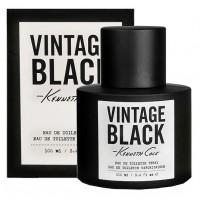 Kenneth Cole Vintage Black Eau De Toilette Spray For Men
