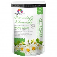 November Bloom Chamomile And White Lily Hand Wash Refill Pouch