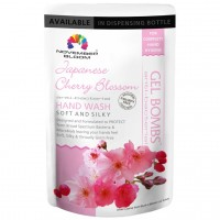 November Bloom Japanese Cherry Blossom Hand Wash Refill Pouch