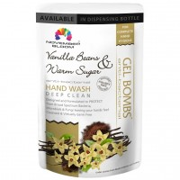 November Bloom Vanilla Beans And Warm Sugar Hand Wash Refill Pouch
