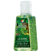 November Bloom Gel Bombs Brazilian Rainforest Hand Sanitizer