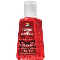 November Bloom Gel Bombs Raspberry And Pomegranate Hand Sanitizer