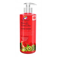 November Bloom Kiwi And Watermelon Hand Wash + Free Hand Sanitizer - 35ml (Worth Rs. 50)