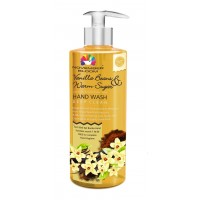 November Bloom Vanilla Beans & Warm Sugar Hand Wash + Free Hand Sanitizer - 35ml (Worth Rs. 50)