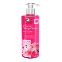 November Bloom Japanese Cherry Blossom Hand Wash + Free Hand Sanitizer - 35ml (Worth Rs. 50)