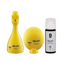 BBLUNT Full On Volume Shampoo + Conditioner, For Fine Hair + Mini Back To Life Dry Shampoo